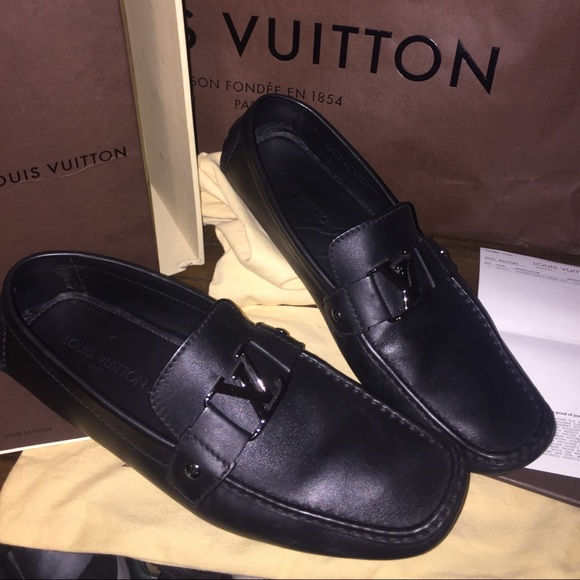 7eee0617c8fa50 Louis Vuitton Other - SALE Authentic Louis Vuitton mens Monte Carlo 10.5